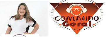 Programa Comando Geral , De Seg. a Sex  ás 07:30 com Ingryd Silva