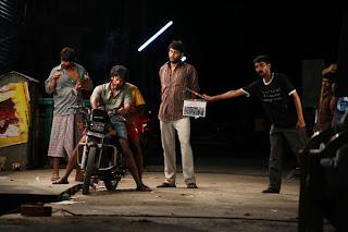 Thagaraaru Tamil Movie Working Stills