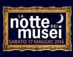 sabato 17 maggio: la notte dei musei. Aperture straordinarie dei musei italiani ed europei