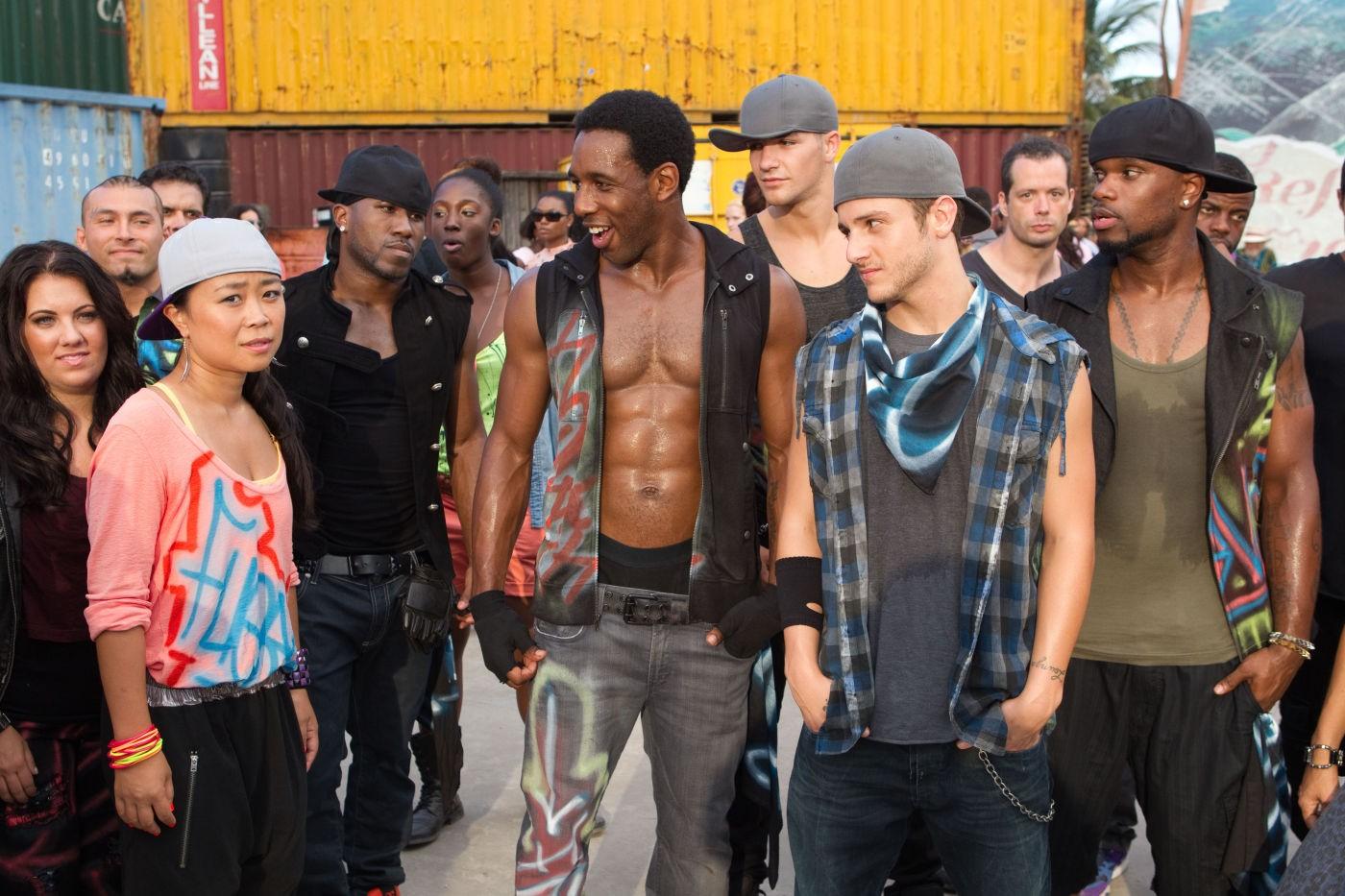 Step Up Revolution Actress innovation: STE...