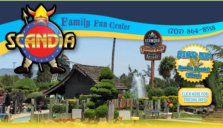 Scandia family fun center coupons