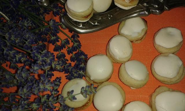 Waniliowe ciasteczka- talarki
