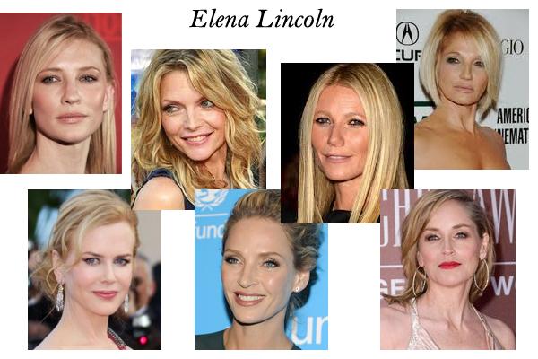 Quien va a interpretar el papel  de Elena?
