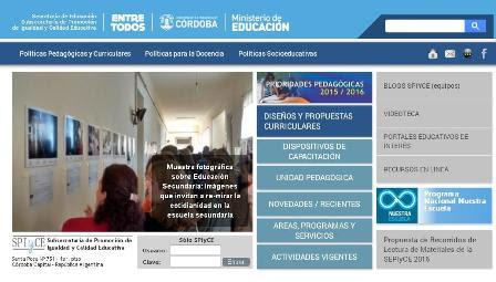 Nuevo Portal SPIyCE