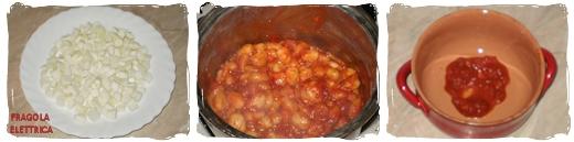 Gnocchi Mozzarella Pomodoro Basilico Forno