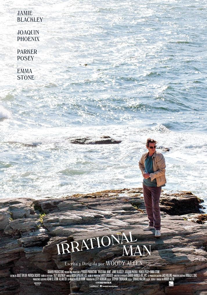 Póster: Irrational Man