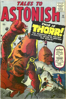 Tales to Astonish, Thorr
