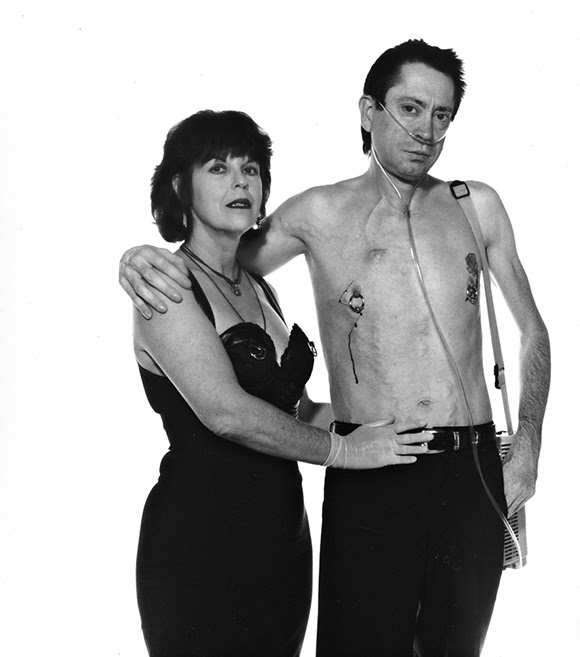 Sheree Rose & Bob Flanagan, Ca. 1990