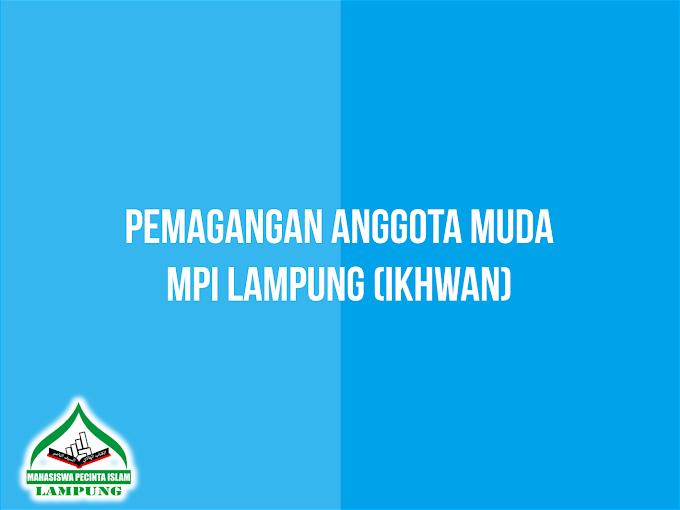 Pemagangan Anggota Muda MPI Lampung (Ikhwan)
