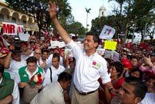 Peña Nieto se reune con estructura en Córdoba, Ver.