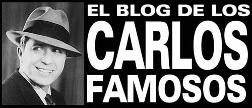 Blog de los Carlos Famosos