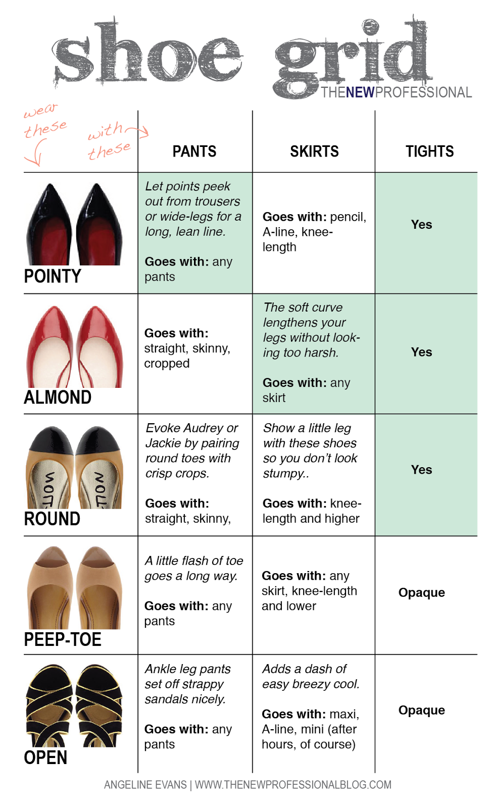the new professional shoe grid pointy almond peep-toe round open
