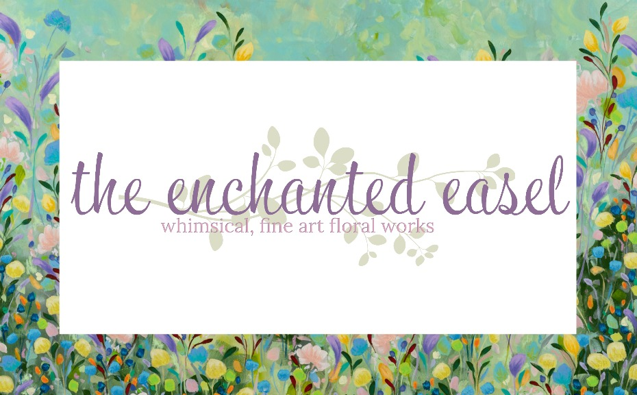 the enchanted easel