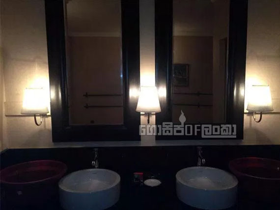 Former President Mahinda rajapaksa's secret house found