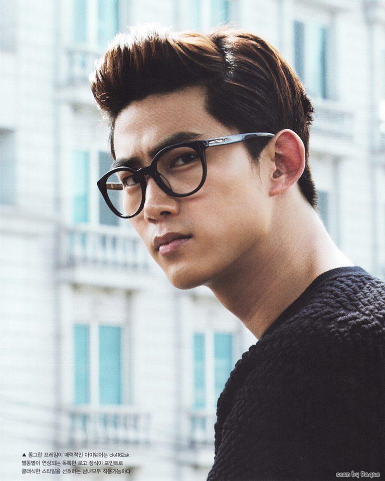 2PM's Nichkhun & Taecyeon Are Men In Black! - Daily K Pop News