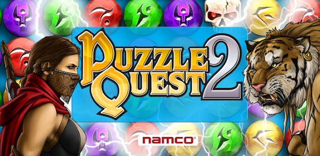 Puzzle Quest 2 v1.0.9 Mod (Unlimited Money) Apk