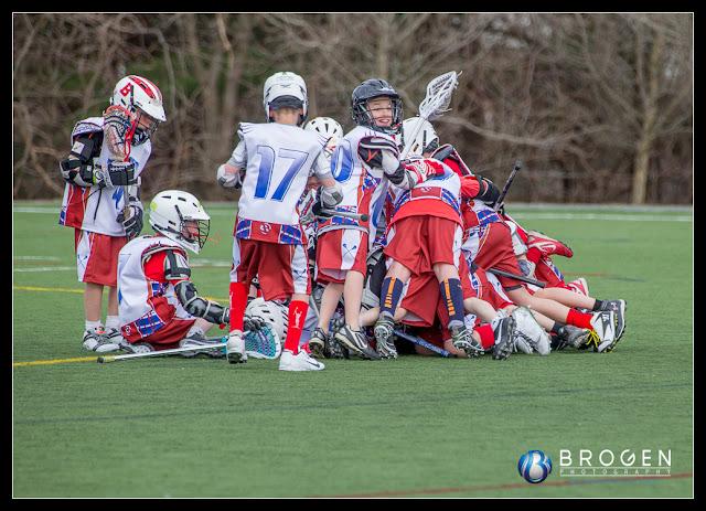 Burlington Sports League Photograph by Brogen Photography