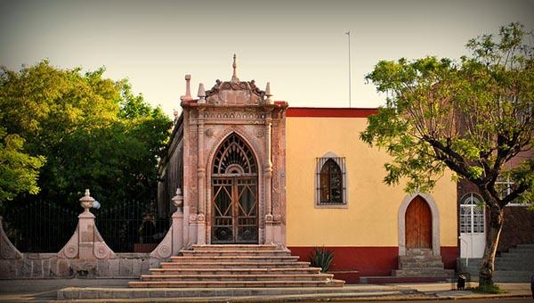 Centro Cultural Los Arquitos, Ags
