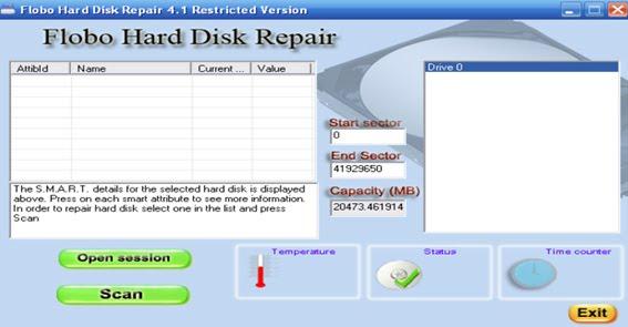 Download Best Flobo Hard Disk Repair