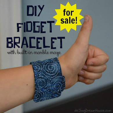 Yes! I am selling my fidget bracelets!