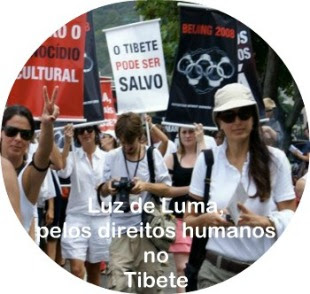 Pelos direitos humanos no Tibete