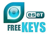 Username and Password Eset NOD32 19 April 2012