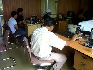 LPSE Tarakan Berikan Pelatihan E-Proc Untuk Penyedia