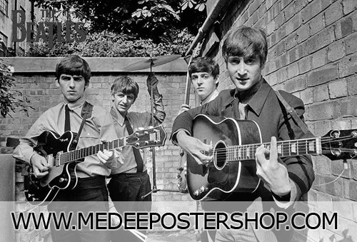 The Beatles Poster - 4836