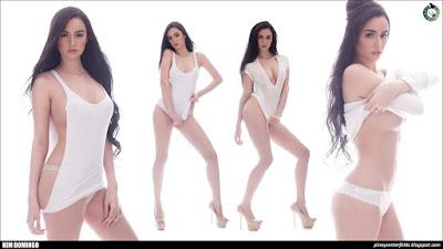 Kim Domingo In FHM 1