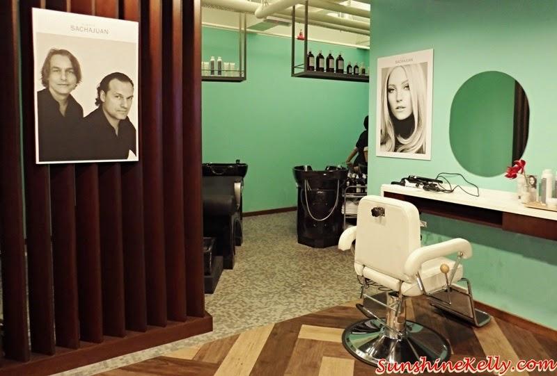 Dry Parlour, Bangsar Village I, Sachajuan, previa, hair salon, blow dry bar, beach head