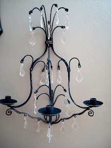 Sassy chandelier **SOLD**