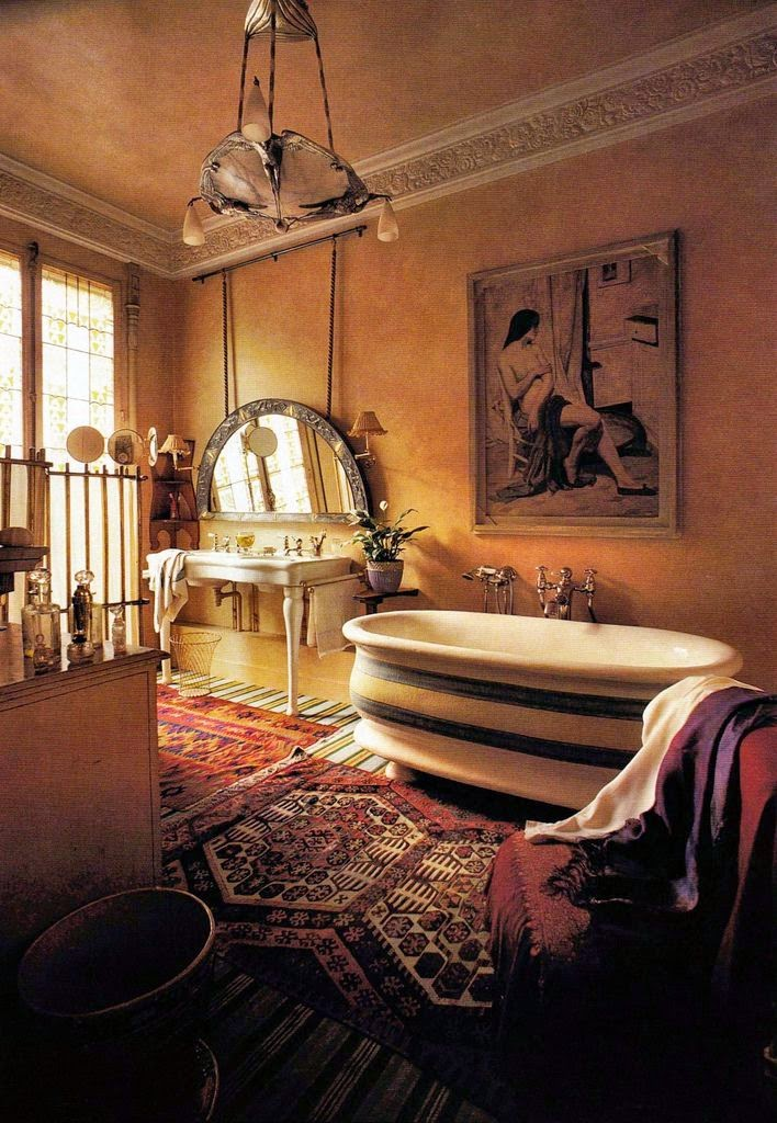 babylon sisters bohemian bathrooms