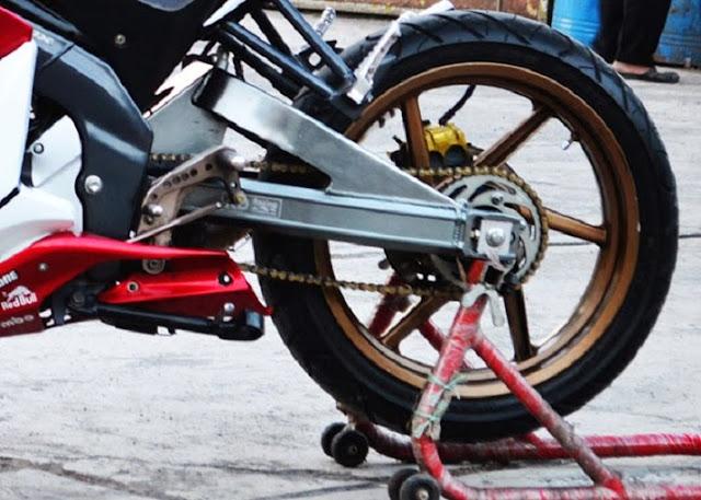 Yamaha Vixion Modif R125 2013 Sport