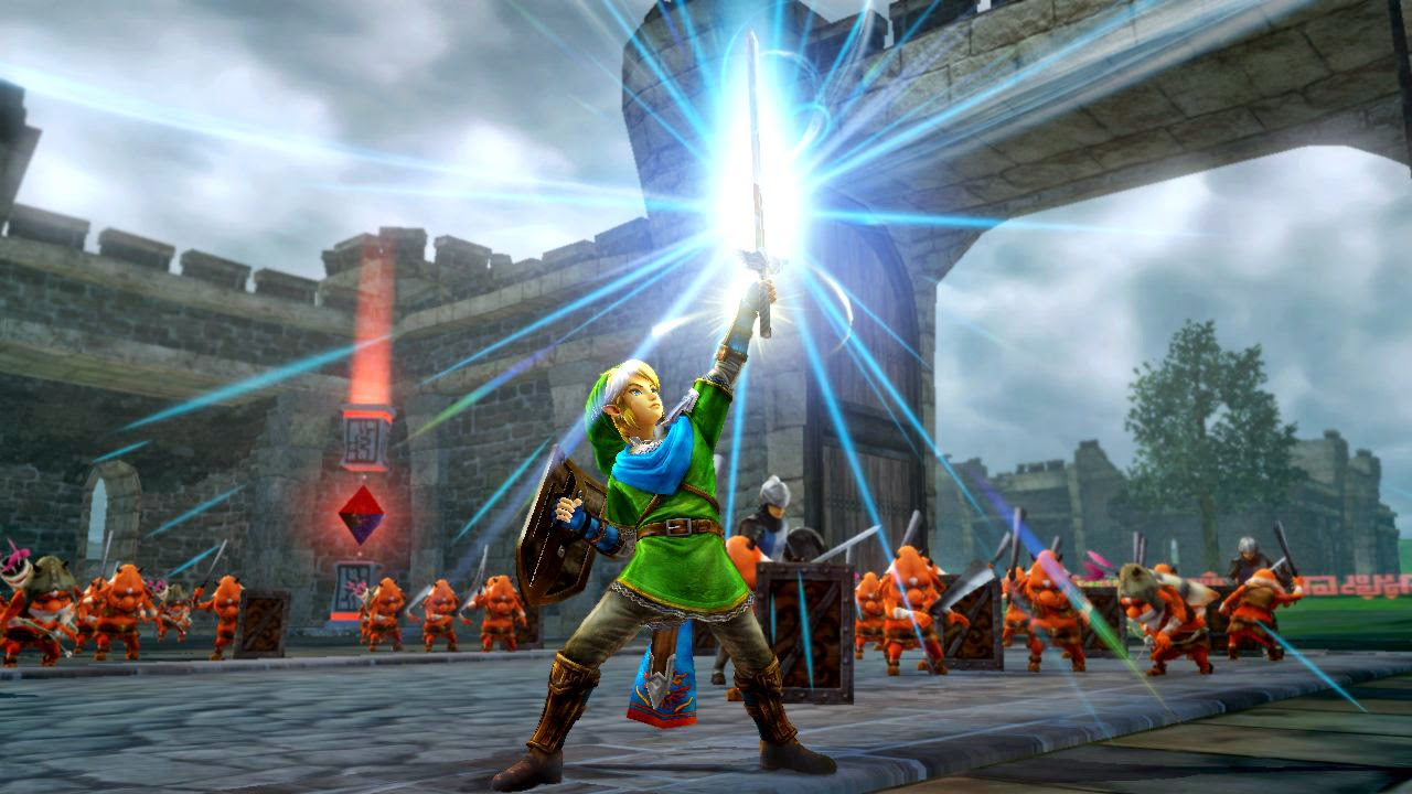 Hyrule Warriors DLC Review