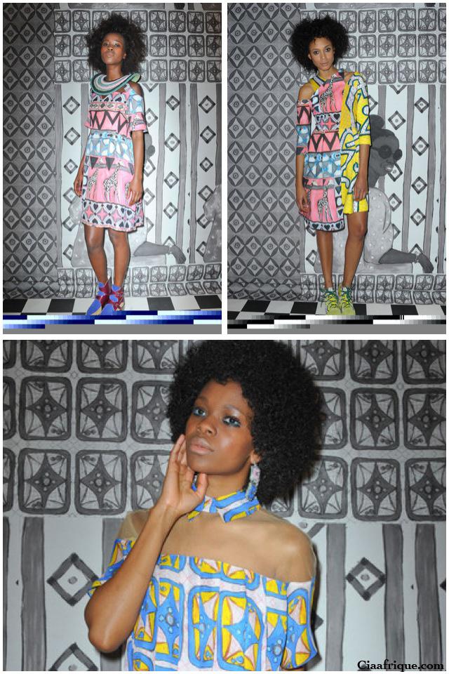 Afro Haistyle