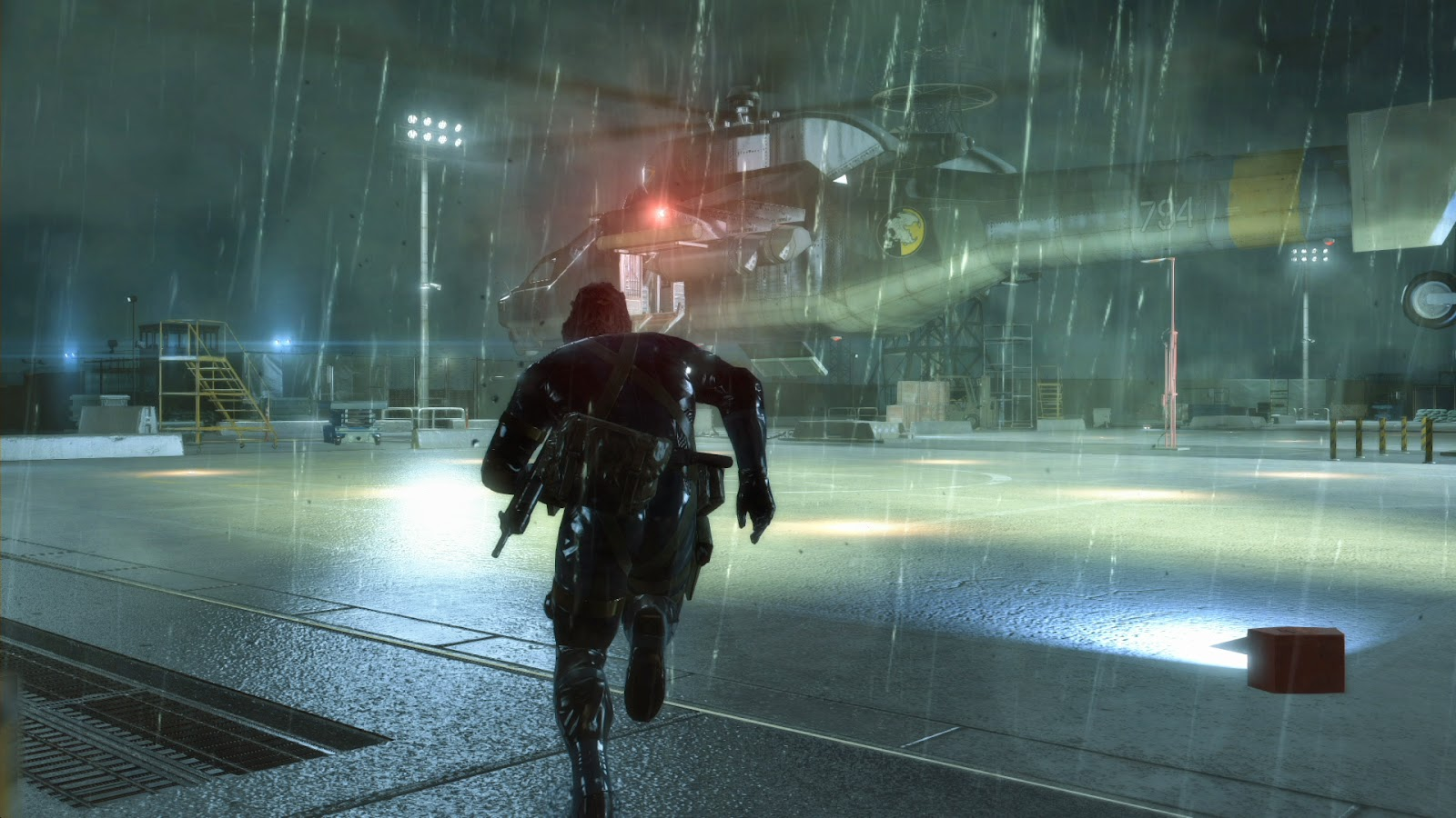 Metal Gear Solid 5 Ground Zeroes Gameplay