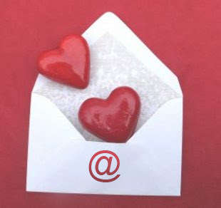 heart email envelope
