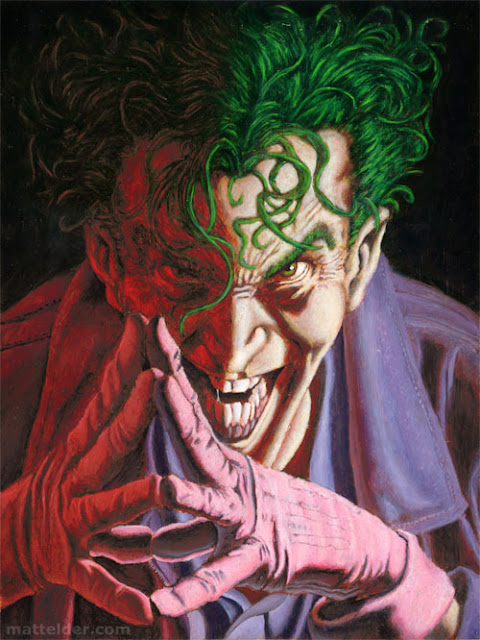 Ilustraciones del Joker 32