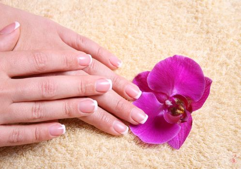 Healthy and Polished Nails