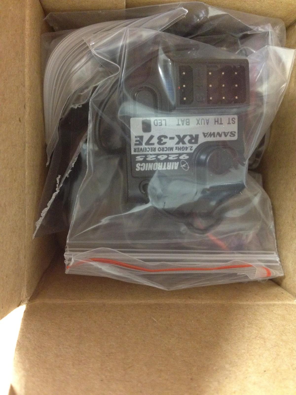 Sanwa MX-V 2,4GHz