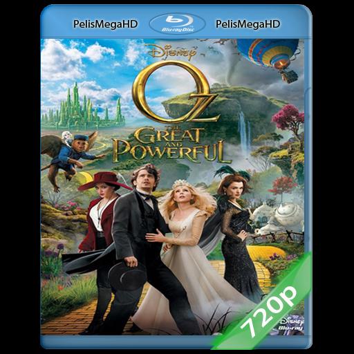 OZ: EL PODEROSO (2013) 720P HD MKV ESPAÑOL LATINO