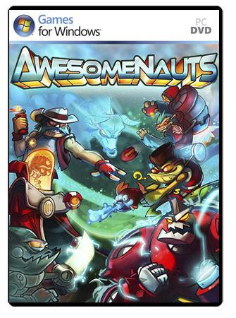 Awesomenauts PC Full Español