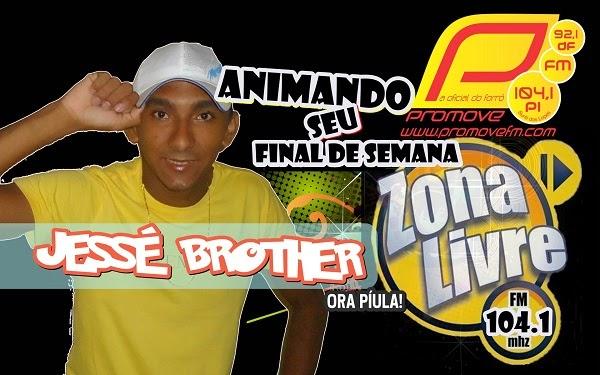 OUÇA - ZONA LIVRE - PROMOVE FM 104.1