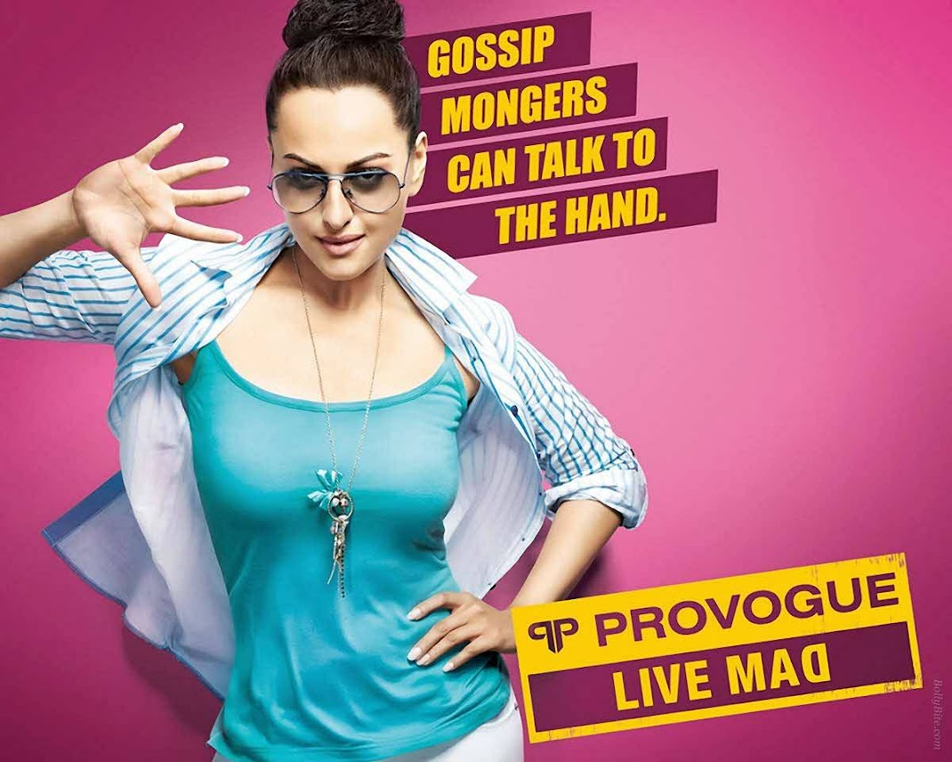 Sonakshi Sinha Provogue Wallpapers