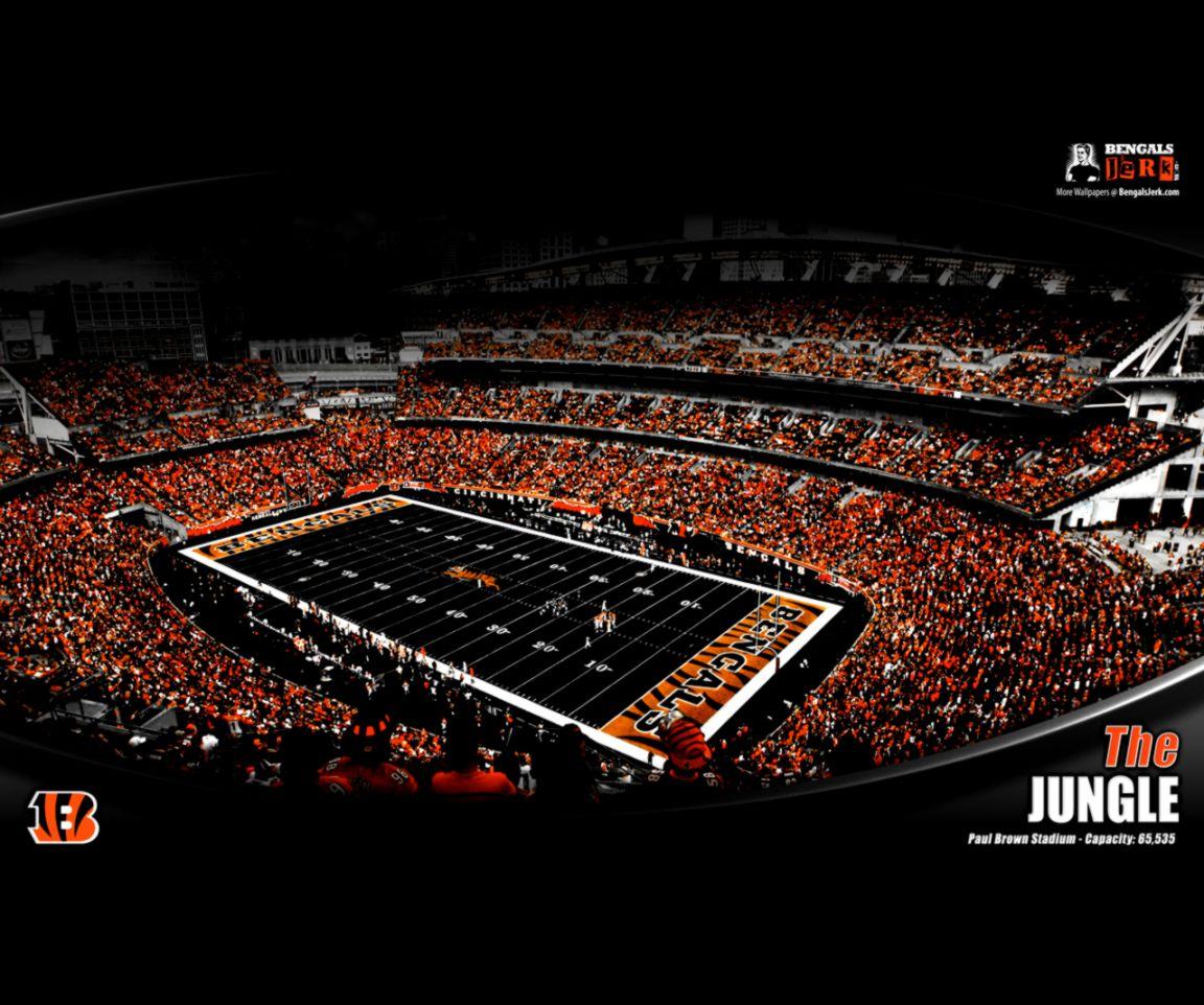 Wonderful Cincinnati Bengals Wallpaper  Full HD Pictures