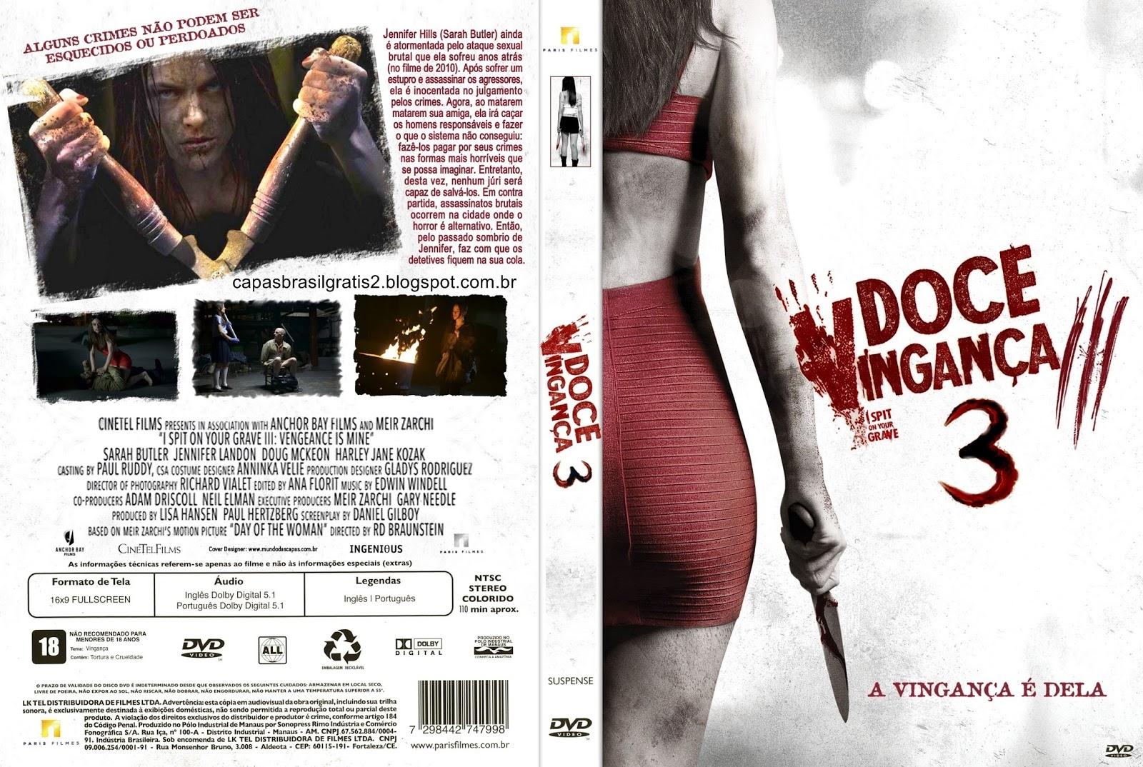 Download Doce Vingança 3 A Vingança é Minha BDRip XviD Dual Áudio DOCE VINGAN C3 87A 3