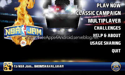 NBA JAM Free Apps 4 Android