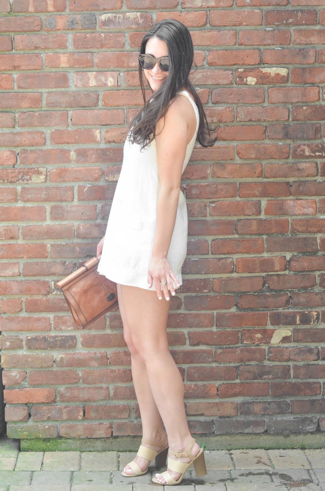 little white rag and bone dress