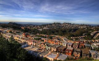 sanfrancisco top view