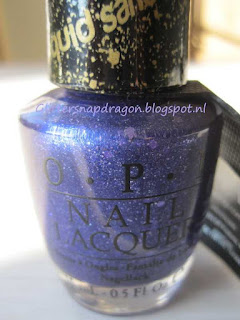 OPI Can't let go